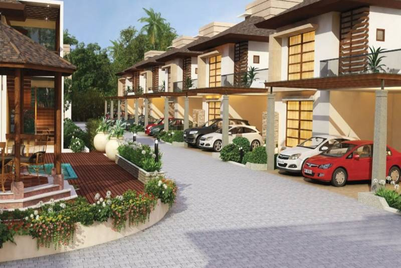 Images for Elevation of Annciya Edens Premium Villas