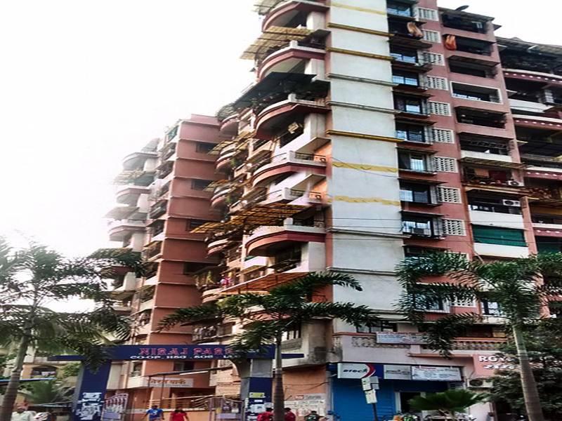 Images for Elevation of Reputed Builder Niraj Park