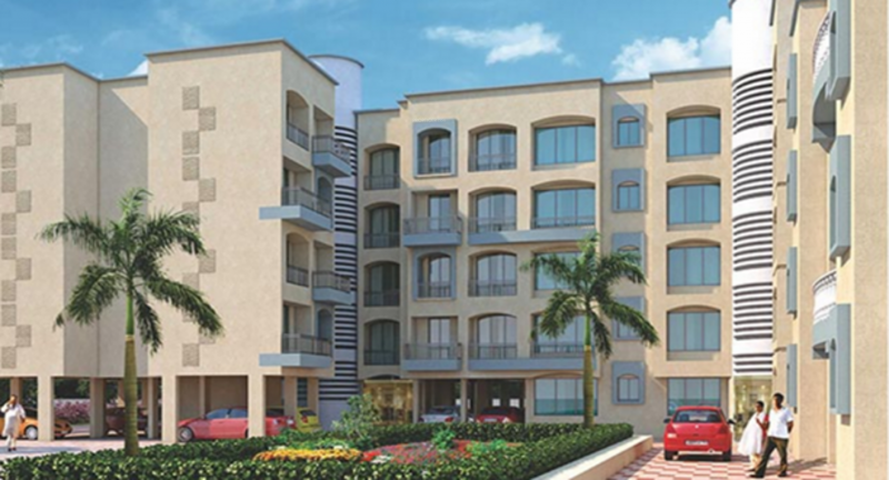 residency Images for Elevation of Triveni Residency