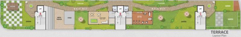 Images for Cluster Plan of Mahavir Sai Status Tagore Residency