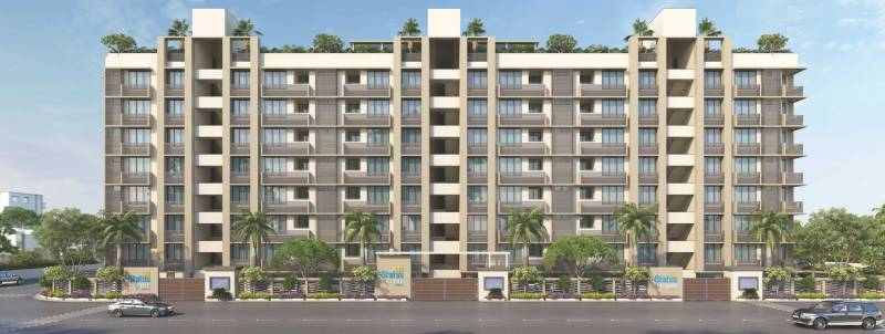 Images for Elevation of Mahavir Sai Status Tagore Residency