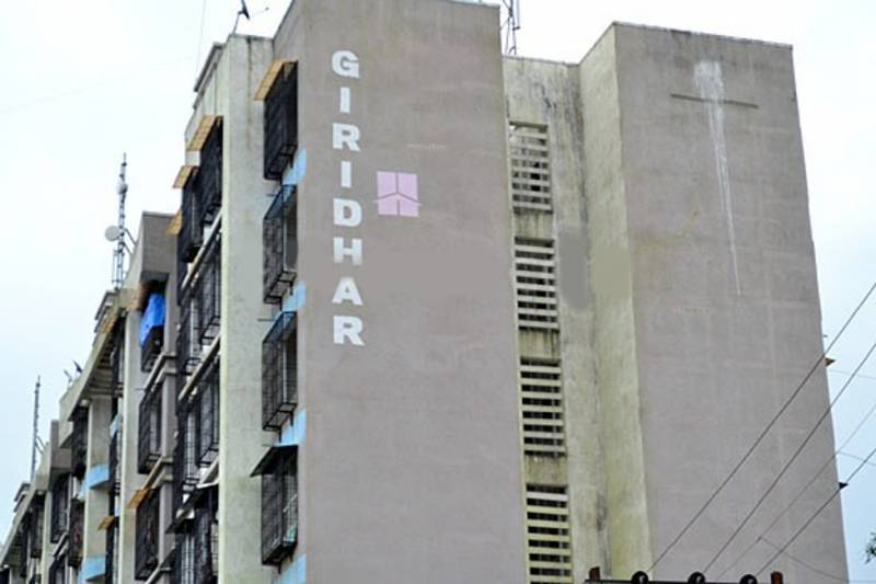 Images for Elevation of Reputed Builder Om Giridhar Society