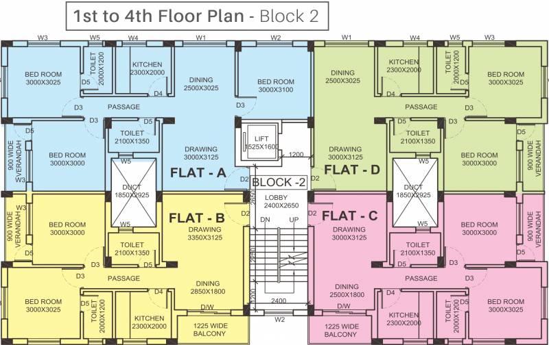 Images for Cluster Plan of FTC Sunshine Regent