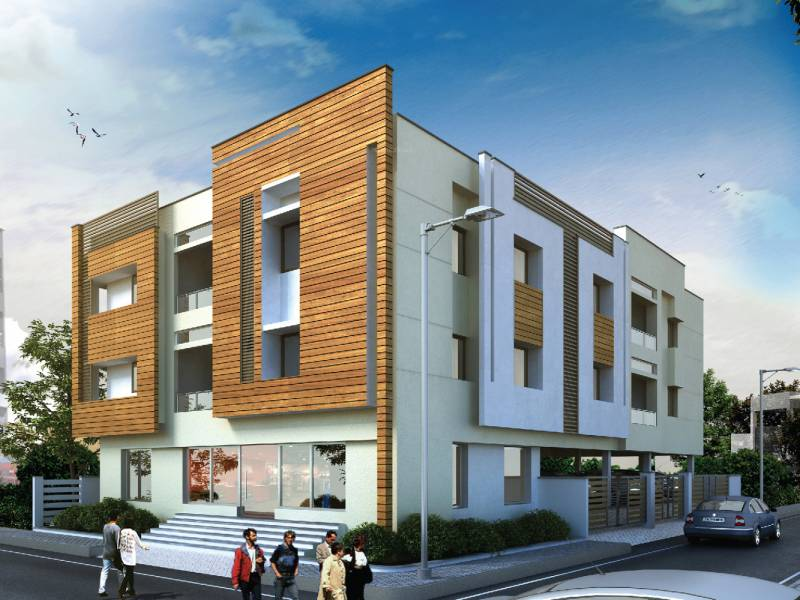 Images for Elevation of Sekaran Sherwood Terrace
