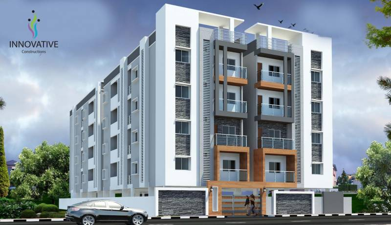Images for Elevation of Innovative Saanvi Elite