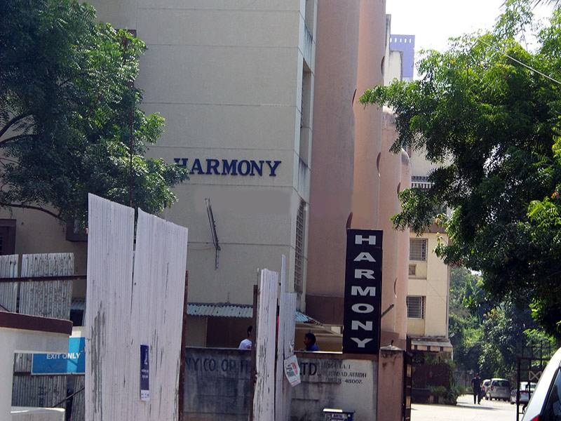 Images for Elevation of Nirmiti Developers Harmony