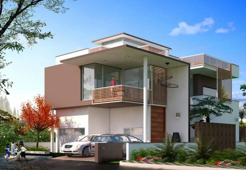 Images for Elevation of BricMor Lorena Villas