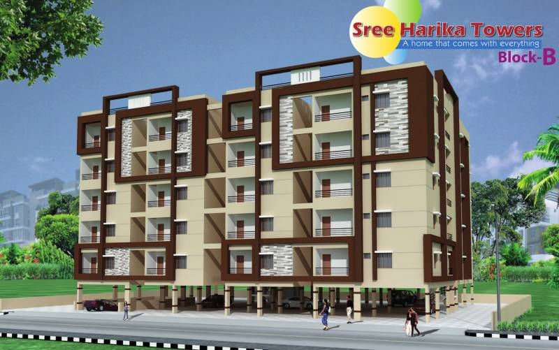 Images for Elevation of Imperial Sree Harika Towers Block B
