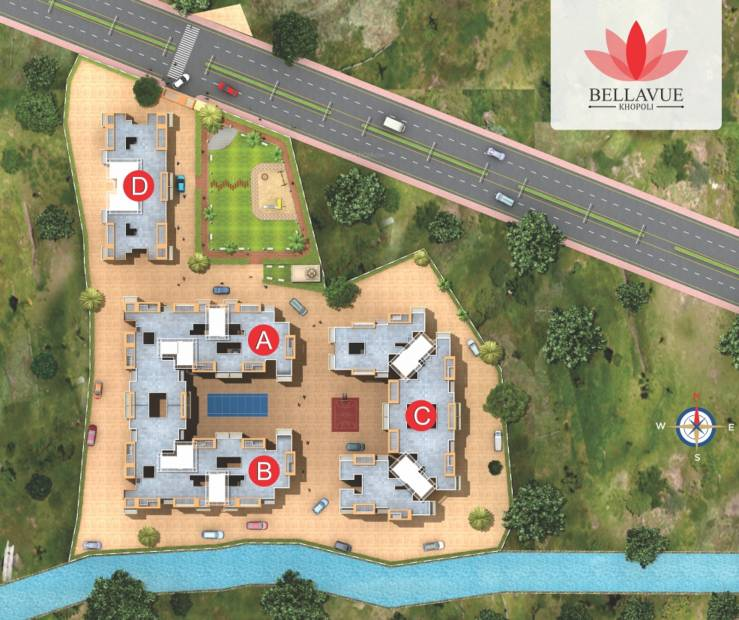 Images for Layout Plan of Bhakti Bellavue
