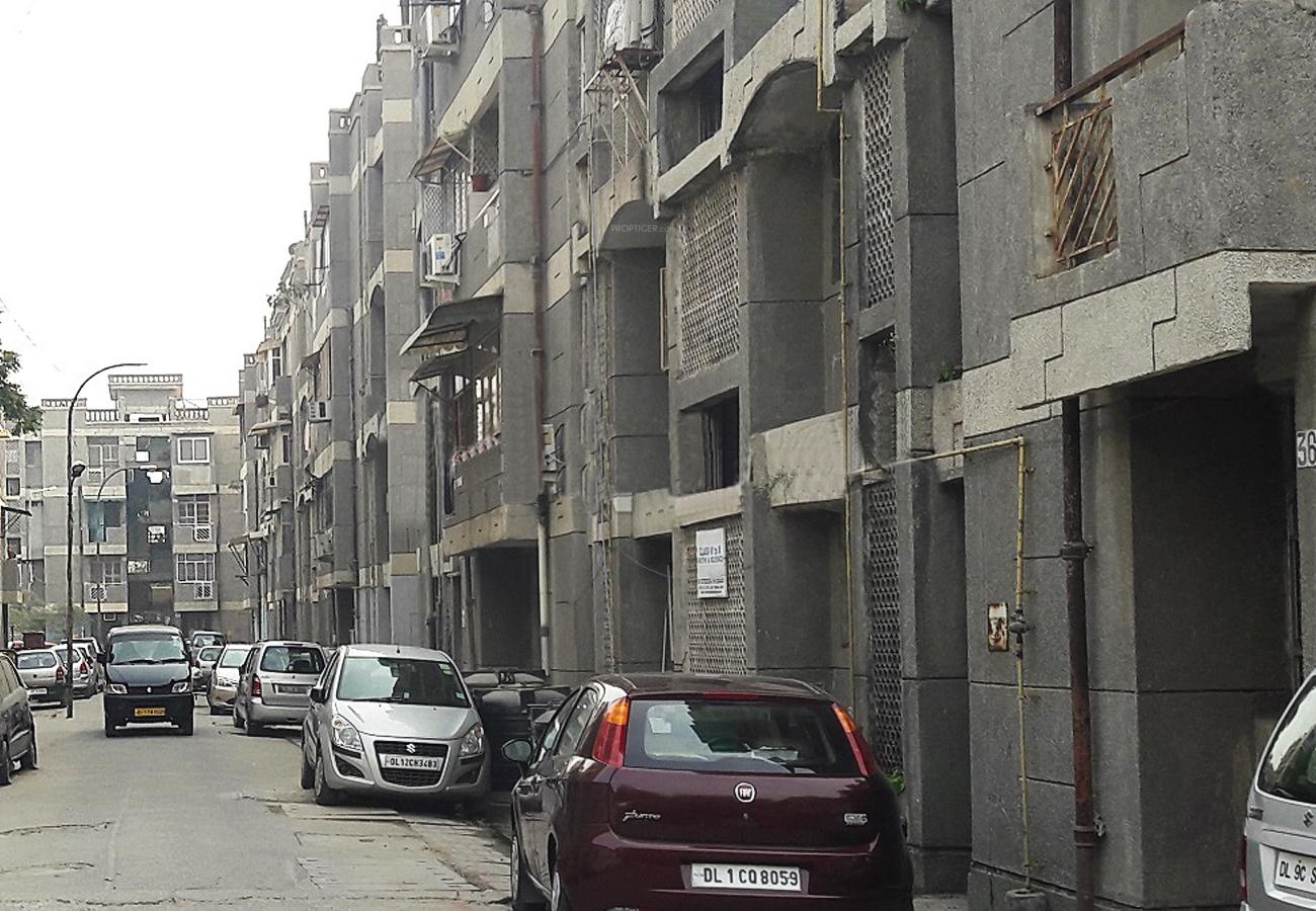 Dda Shanti Kunj Apartment In Sector 9 Dwarka Delhi
