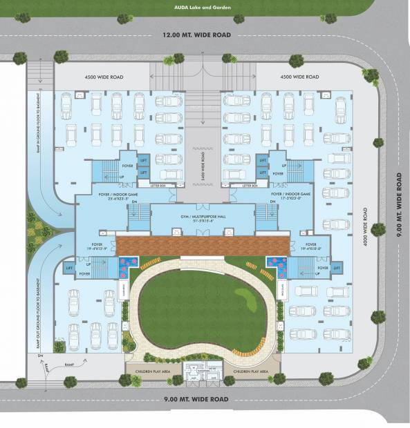 Images for Cluster Plan of Soham Dev Solitaire