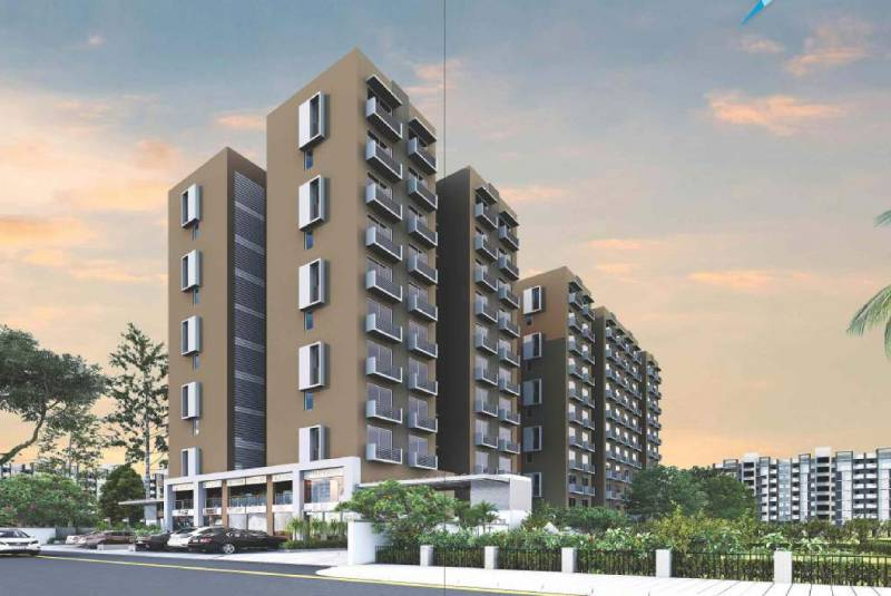 Images for Elevation of Prerna Happy Heights