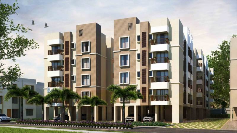 Images for Elevation of Aratt Cityscape Apartment