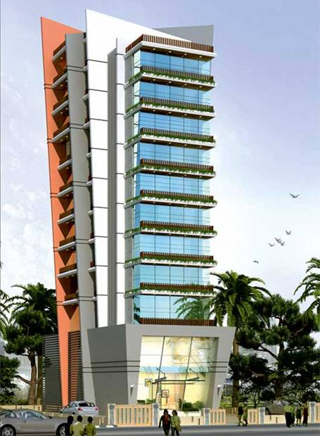 Images for Elevation of JPV Realtors Pvt Ltd Ninaad