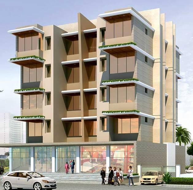 Images for Elevation of JPV Realtors Pvt Ltd Padmavati Kripa