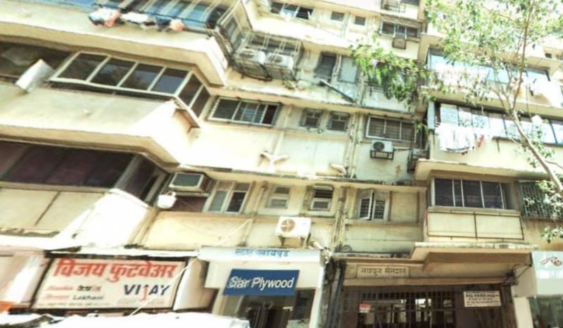 Images for Elevation of Reputed Builder Navyug Mansion