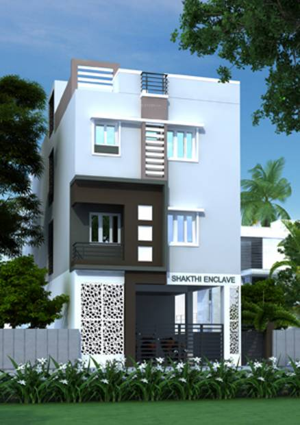 Images for Elevation of KE Shakthi Enclave