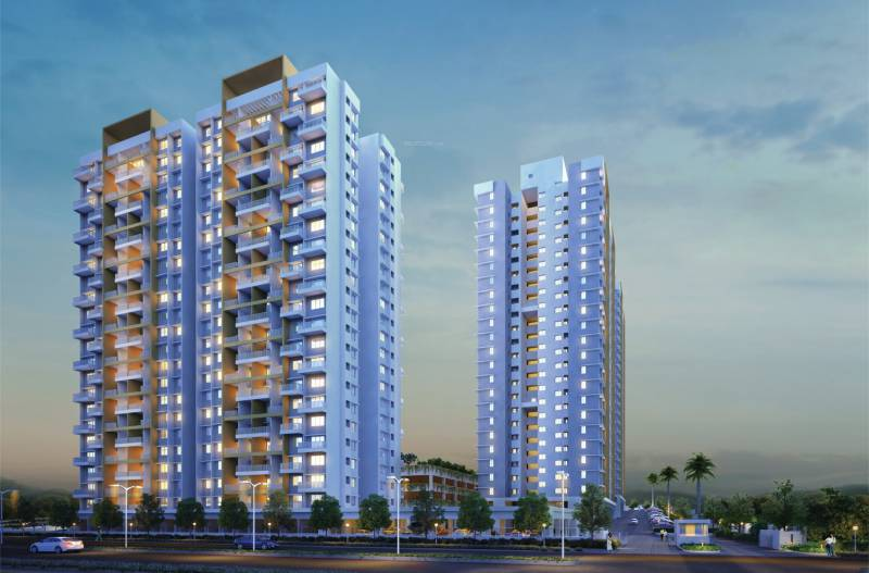 Images for Elevation of Kolte Patil Life Republic Sector R1 1st Avenue