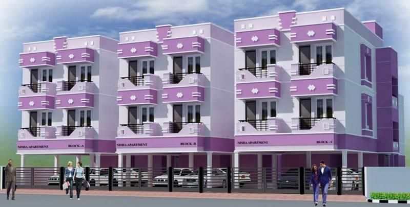 Images for Elevation of JMM Homes Nisha Apartments