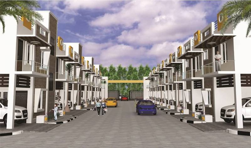 Images for Elevation of JMM Daffodil Villas