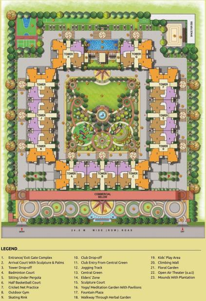 Images for Layout Plan of Arihant Abode