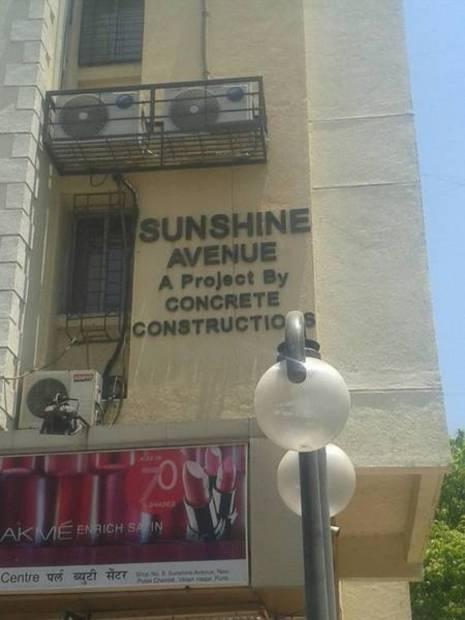 sunshine-avenue Elevation