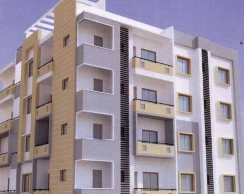 Images for Elevation of Reputed Builder Siri M N Nivas