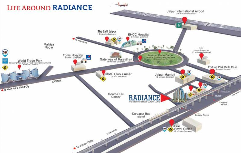 Images for Location Plan of Nimrana Radiance