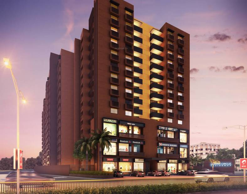 Images for Elevation of Rushabhdev Sharan Circle Homes