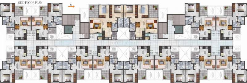 Images for Cluster Plan of Kamdhenu The Regent Park