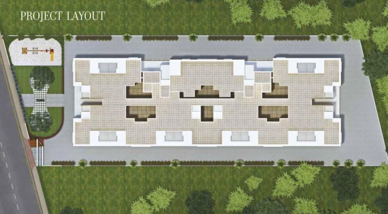 Images for Layout Plan of Kamdhenu The Regent Park