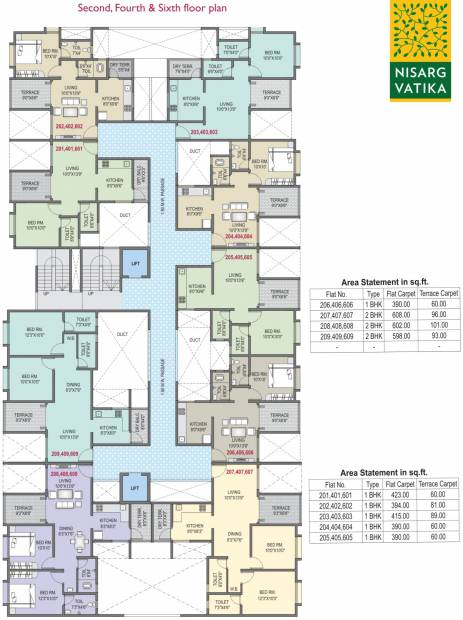 Images for Cluster Plan of Nisarg Vatika