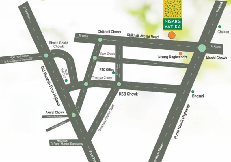 Images for Location Plan of Nisarg Vatika