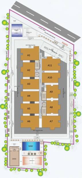Images for Layout Plan of Kumari Amaranthine