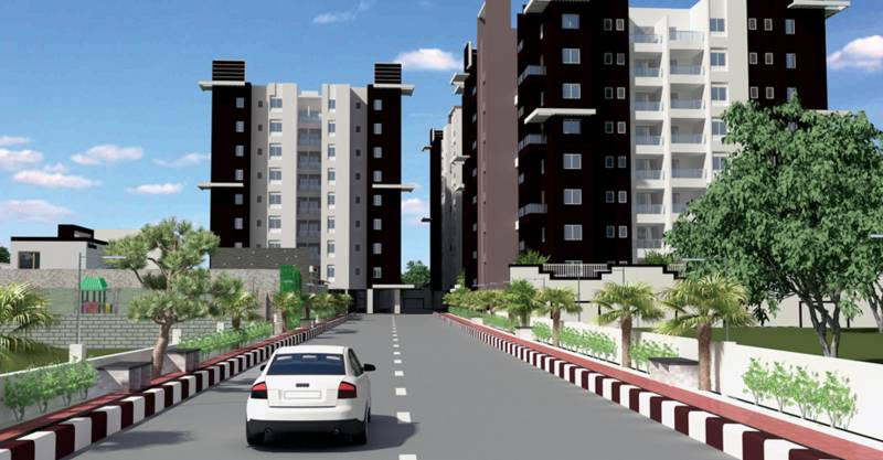 Images for Elevation of Amarnath Paramount Smart City