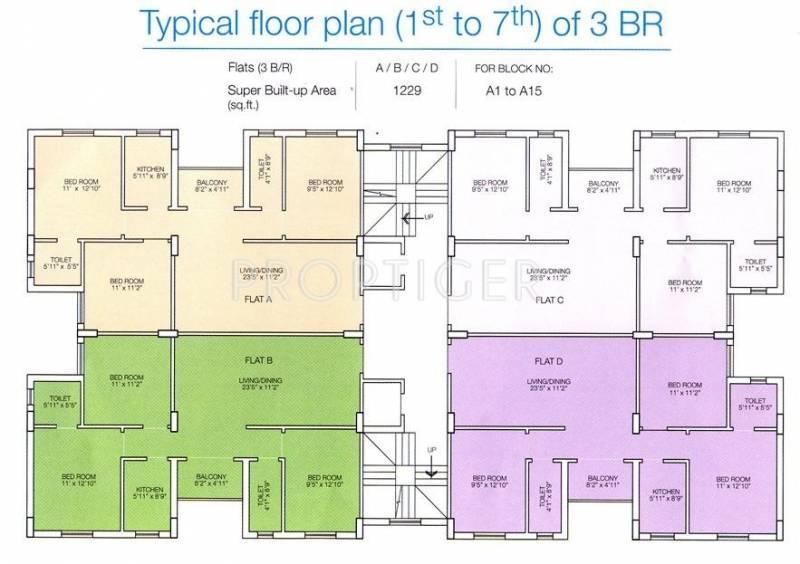 Images for Cluster Plan of Sugam Sugam Park