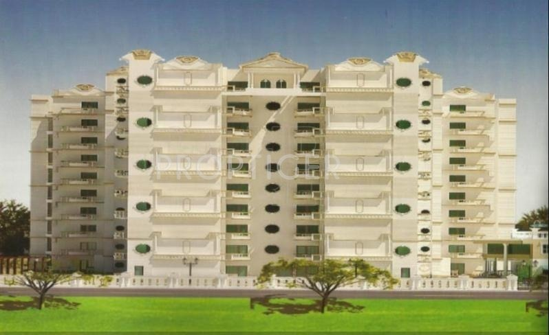 Images for Elevation of Samiah Bharat Overseas Castel