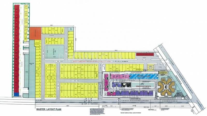 Images for Master Plan of Bhakti Shiva Enclave