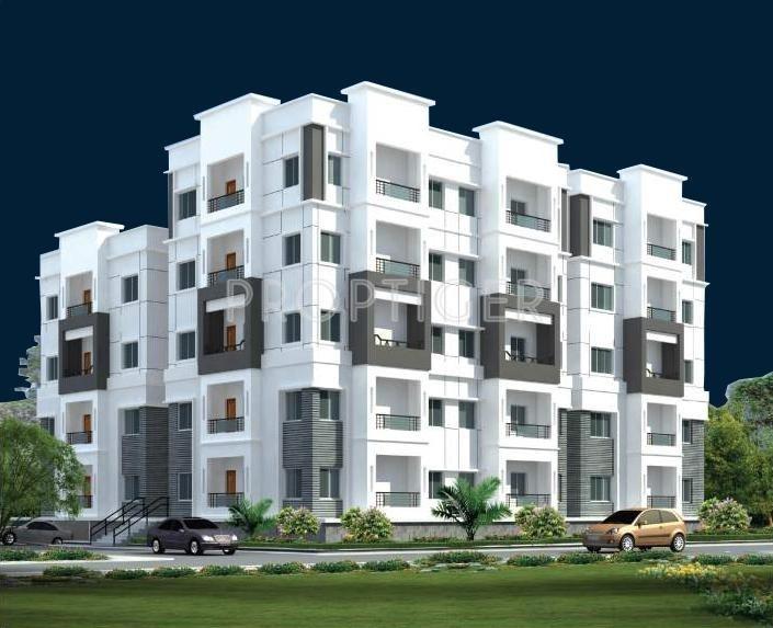 Images for Elevation of Soorya Homes Soorya Shine