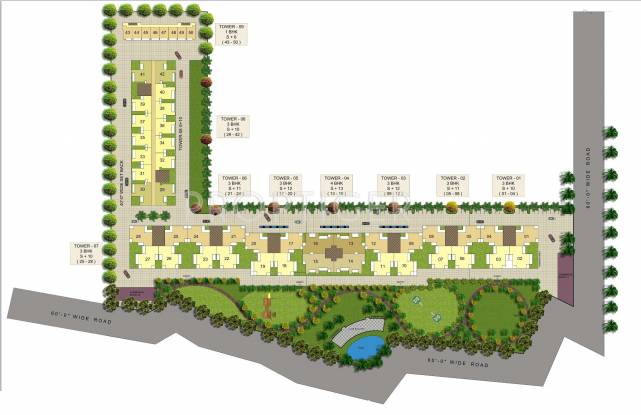 Images for Layout Plan of SBP Southcity