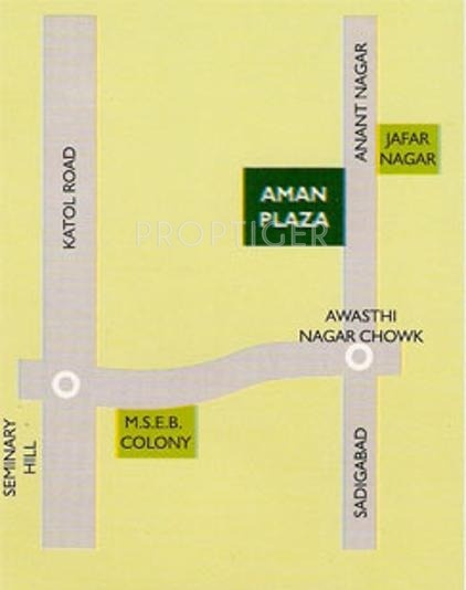 Images for Location Plan of Green Amans Plaza