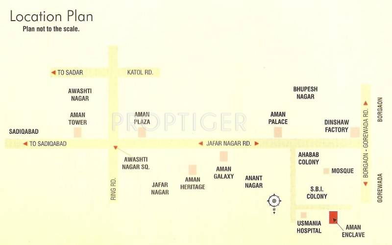 Images for Location Plan of Green Amans Enclave