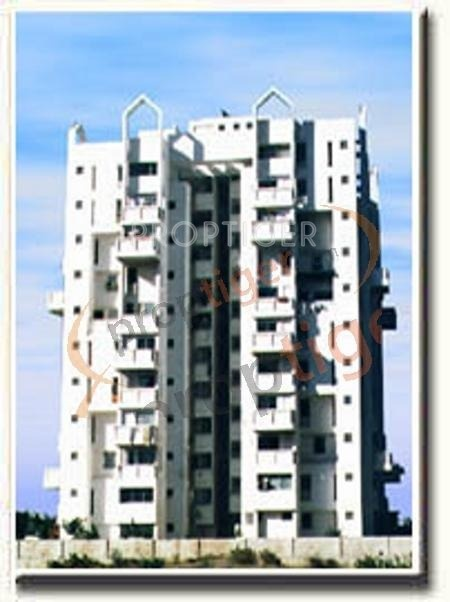 Images for Elevation of Saumya Ashima Towers