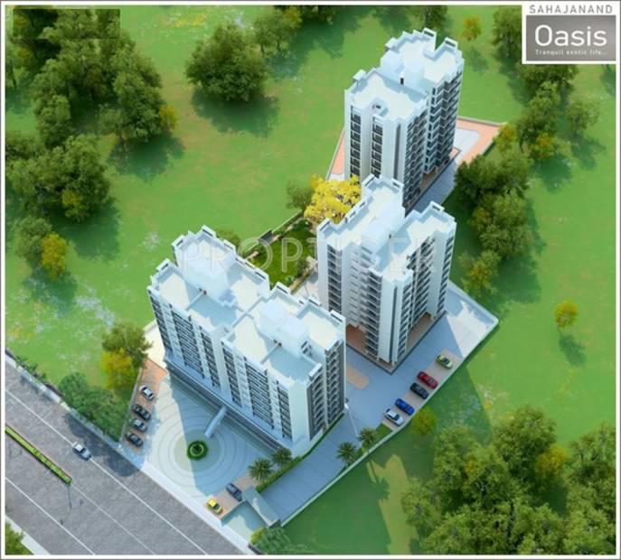 Images for Elevation of Sahajanand Oasis