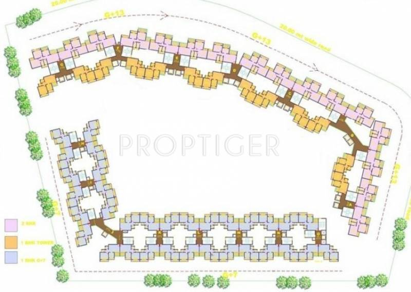 Images for Layout Plan of Geomatrix Geomatrix Silver Crest
