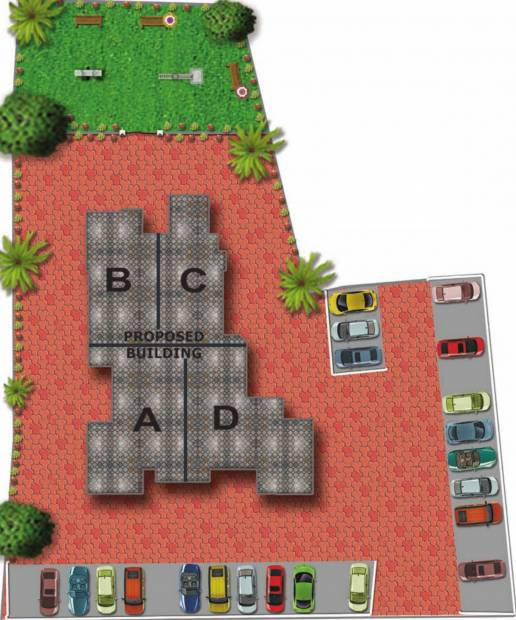 Images for Layout Plan of Asset Synergy Heights