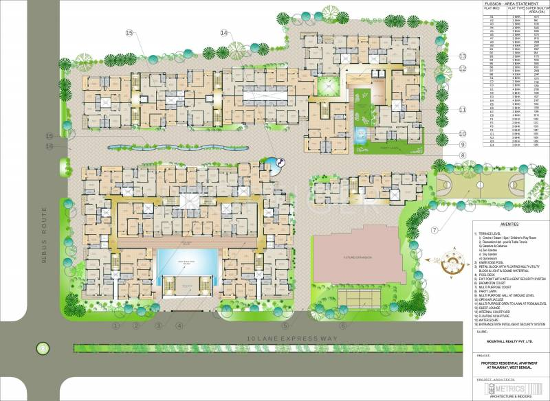 Images for Layout Plan of Mounthill Fussion