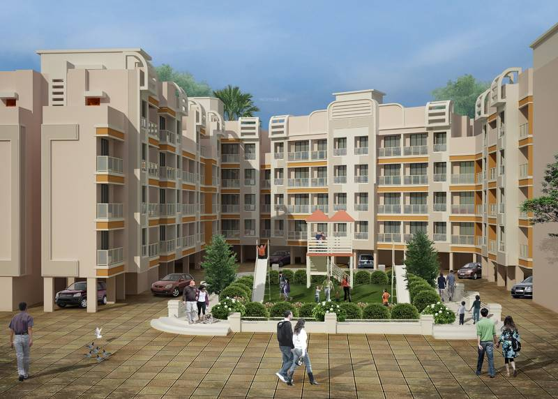 Images for Elevation of Shantee Sargam Avenue