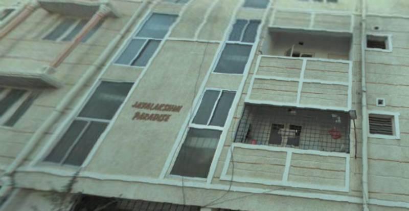 Images for Elevation of SLG Builders Jayalakshmi Paradise