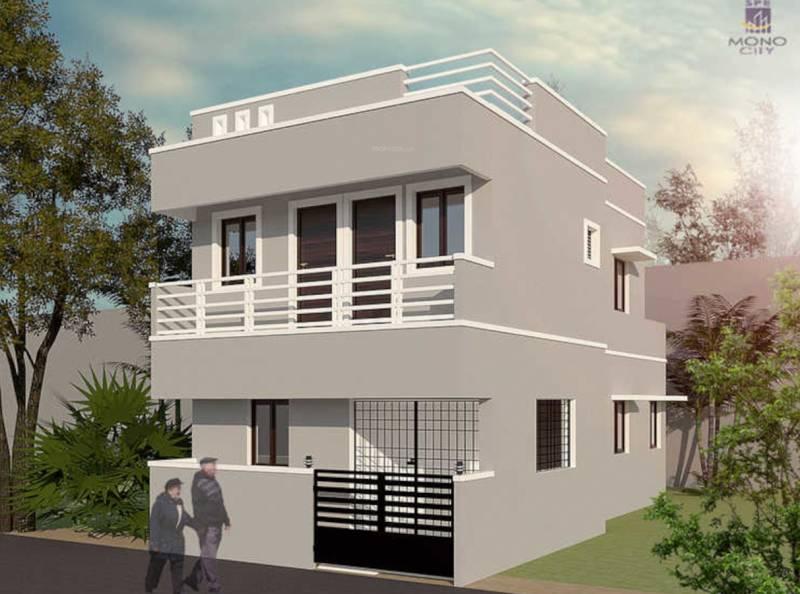 mono-city-villa Elevation